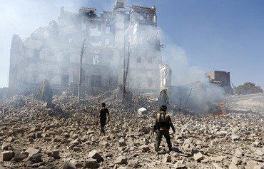 صنعاء تحت النيران بعد قتل الحوثيين لصالح