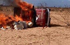 در طی تیراندازی نیروهای مصری 5 شبه نظامی کشته شدند