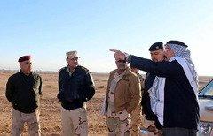 Les refuges de l'EIIS sont supprimés par les forces irakiennes