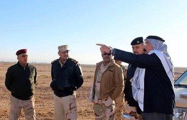القوات العراقية تجرد داعش من ملاذاتها الآمنة