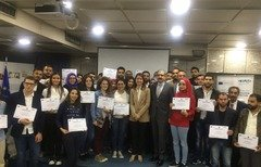 EU-funded project awards scholarships to Syrian, Lebanese students