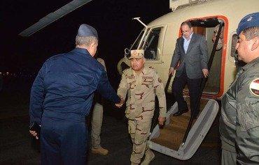 نیروهای مصری در حمله به فرودگاه سینا 5 عنصر افراطی را به قتل رساندند