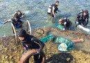 Les Libanais s'occupent eux-mêmes du nettoyage