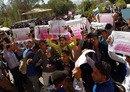 Le syndicat des enseignants proteste contre les nouvelles nominations de l'Université de Sanaa