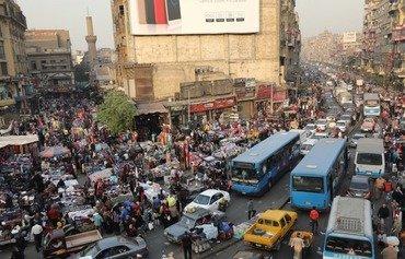 مصر تكافح جراء 'كارثة' سكانية