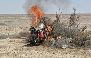 الجيش المصري يقتل متطرفين 'شديدي الخطورةʻ
