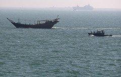 البحرية الأميركية والقوات المشتركة تدعم استقرار الخليج