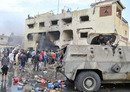 نیروهای مصری 8 ستیزه جو را در سینا کشتند