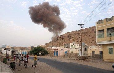 نیروهای حضرموت حمله القاعده را خنثی کردند