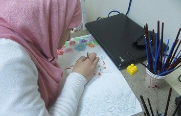 Des enfants syriens trouvent l'espoir dans un centre de réhabilitation d'Amman