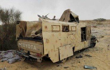 نیروهای مصری عناصر ارشد افراط گرایان را در شمال سینا به هلاکت رساندند