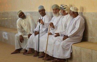 تغییر و بهبود یک شیوه میانجیگری باستانی در عمان