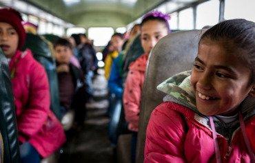 کمکهای نقدی به مردم سوریه برای رفتن به مدارس لبنان کمک می کند