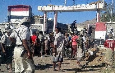 قوات النخبة في شبوة تطهر الصعيد من القاعدة