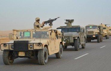 اعلام آغاز عملیات گسترده ارتش مصر در سیناء و دلتای نیل