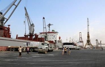 القوات البحرية المشتركة تصد التهريب غير الشرعي في بحر العرب