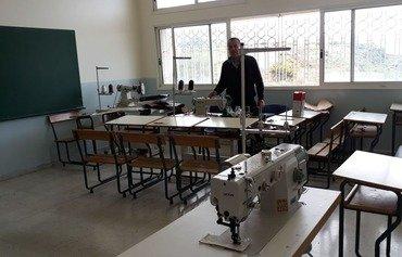 مشروع نموذجي يؤمن العمل للاجئين السوريين والمجتمعات اللبنانية المضيفة