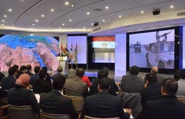 مصر تواصل عملية مكافحة الإرهاب في سيناء