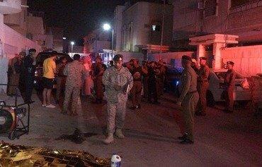 نیروهای عربستان موشکهای شلیک شده از یمن را ساقط کردند