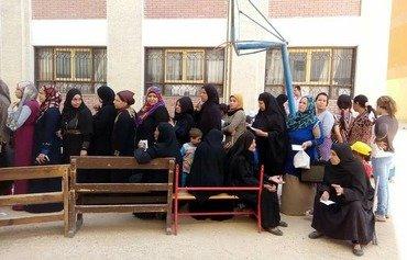 رأی مردم مصر در دومین روز انتخابات