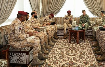 انجام تمرین های نظامی مشترک قطر و آمریکا برای اطمینان از  آمادگی کامل
