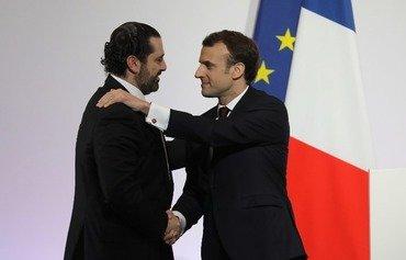مؤتمر سيدر يتعهد بدعم لبنان بـ11 مليار دولار