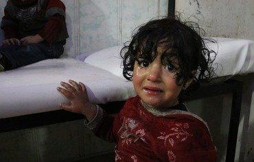 الأمم المتحدة تدعو الى تحقيق بلا قيود في الهجوم الكيميائي المفترض في سوريا