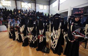 حوثی ها ایدئولوژی خود را در دانشگاه های یمن ترویج می کنند