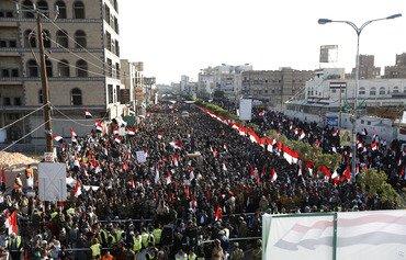 حوثیها کنترل نهادهای دولتی را تحکیم می بخشدند