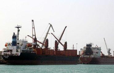 حوثی ها 19 کشتی نفتی را در بندر الحدیده توقیف کردند