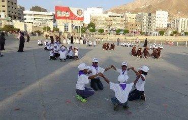 حضرموت تحتفل بالذكرى الثانية لتحريرها من تنظيم القاعدة