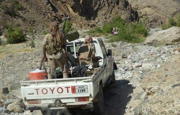 عملية أمنية تستهدف معاقل القاعدة في حضرموت باليمن