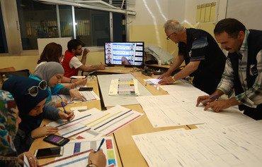 مشارکت اندک در انتخابات مجلس لبنان