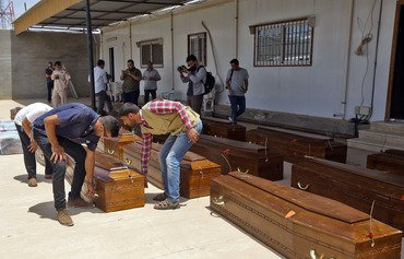 قبطیان مصر منتظر بازگشت اجساد قربانیان داعش از لیبی هستند