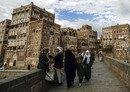 حوثی ها ساختمان های تاریخی شهر قدیم صنعا را تخریب می کنند