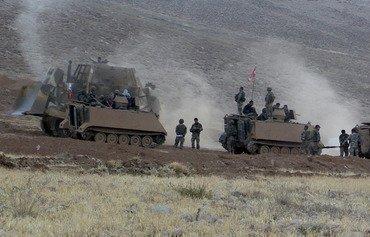 عون يدعو لحوار وطني للبحث باستراتيجية دفاعية