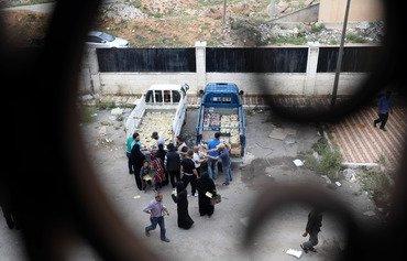 مصر تُخرج 7 من مواطنيها من المخيمات السورية