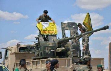 محاصرة فلول داعش بين العراق وسوريا