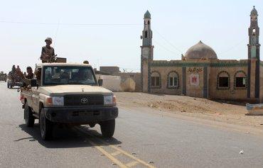 قیام مردمی از نبرد الحدیده حمایت می کند