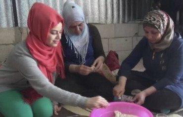 کمک کشورهای خلیج در ماه رمضان به پناهندگان سوری در لبنان