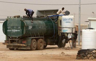 La Jordanie peine à répondre à la demande croissante en eau