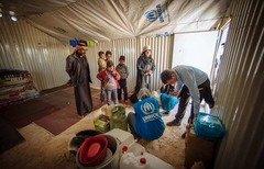 منظمات أممية في الأردن تطلق نداء لزيادة المساعدات للاجئين السوريين