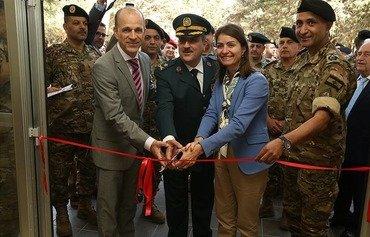Liban: Rayak offre une formation à la sécurité aux frontières