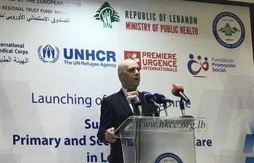 برنامج مموّل من الاتحاد الأوروبي يدعم قطاع الرعاية الصحية في لبنان