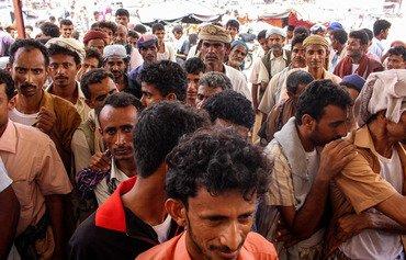 L'indécision des Houthis met en danger les civils à al-Hodeida
