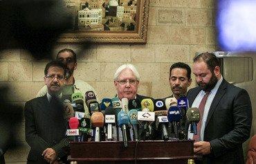 فرستاده ویژه سازمان ملل متحد در یمن به گفتگوهای «مثبت» پایان داد