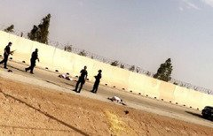 4 killed at checkpoint in Saudi Arabia's al-Qassim