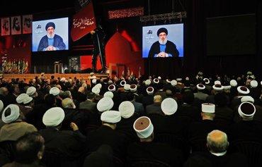 اعتراض یمن برای حمایت حزب الله از حوثی ها