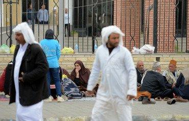 مقتل 13 متطرفا في مصر في تبادل لإطلاق النار شمال سيناء