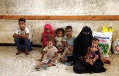 المليشيات الحوثية تجند أكثر من 15 ألف طفل يمني